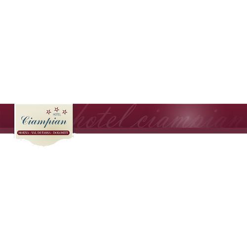 logo hotel ciampian